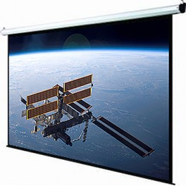 "158"" Electric Motorised Projector Screen"