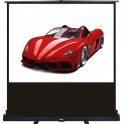 "81"" Portable Compact Projector Screen 16:9"