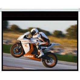 "100"" Electric Motorised Projector Screen 4:3"