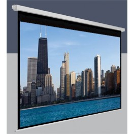 """110"""" Electric Projector Screen 16:10, Manto Series Screens"""