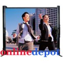 """50"""" Instant Tabletop Projector Screen 4:3 MW"""